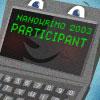 Official NaNoWriMo 2003 Participant